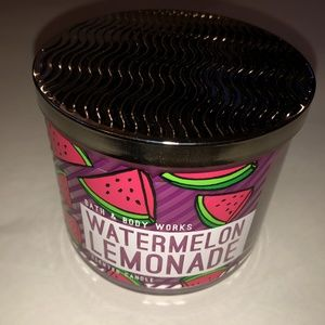 Bath & Body Work Watermelon Lemonade 3 Wick Candle
